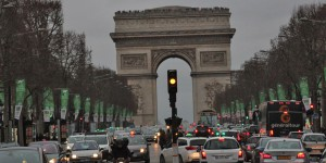 """Die Normalität, zu der Paris zurück gefunden hat, lässt kaum noch darauf schließen, dass erst vor 6 Wochen vier Millionen Franzosen eine Art """"republikanischen Pakt"""" geschlossen hatten. Foto: Eurojournalist(e)"""
