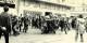 Mit völlig überzogener Härte reagierte der Staat 1981 auf die Demonstrationen nach der Räumung des Schwarzwaldhofs in Freiburg. Foto: Zeitungsauschnitt