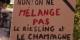 Ein paar Leute im Elsass haben immer noch nicht geschnallt, dass man nach der Gebietsreform nicht Riesling und Champagner zusammenschütten muss... Foto: Paralacre / Wikimedia Commons / CC0