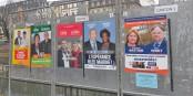Il doit y avoir des élections bientôt, si l'on croit les affiches... Foto: Eurojournalist(e)