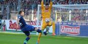 Il faudra un Roman Bürki en grande forme (comme au match aller contre Wolfsburg) pour venir à bout de l'équipe sponsorisée par Volkswagen. Foto: Eurojournalist(e)