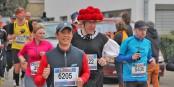 Der Schwarzwald ist beim Freiburg Marathon auch jedes Jahr vertreten... Foto: Eurojournalist(e)