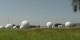 """C'est depuis cette station d'écoute à Bad Aibling que le BND ait """"aidé"""" la NSA à espionner la France et l'UE. Foto: Wikimedia Commons / PD"""