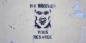 So sieht's aus - aber Big Brother sieht nicht nur alles, er vergisst auch nichts. Foto: Paterm (La-Ferté-sous-Jouarre) / Wikimedia Commons / CC-BY-SA 3.0