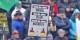 """A Dresde, ils sont toujours 10 000 à manifester contre une prétendue """"islamisation de l'occident""""... Foto: Kalispera Dell / Wikimedia Commons / CC-BY-SA 3.0"""