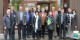 La délégation grecque de la ville de Serres à la WRO à Offenburg. Le début d'une belle amitié ? Foto: Christian Leser / WRO