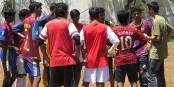 Fußball verbindet die Menschen auf der ganzen Welt, unabhängig von deren sozialem Status. Foto: Aryan.shardul / Wikimedia Commons / CC-BY-SA 3.0