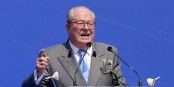 Dunkle Flecken auf der angeblich so weißen Weste von Jean-Marie Le Pen... Foto: Marie-Lan Nguyen / Wikimedia Commons / CC-BY 2.5