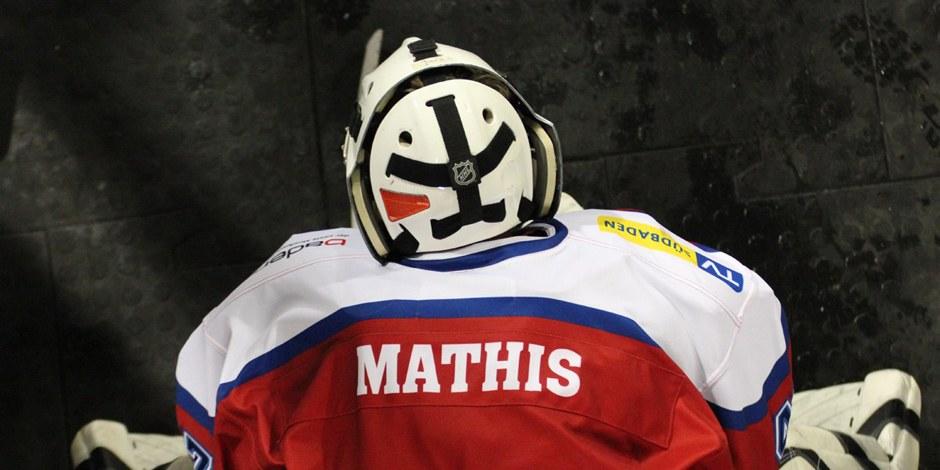 Hielt gestern seinen Kasten sauber - Christoph Mathis.
