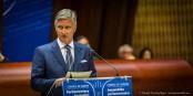 Le Roi Philippe de la Belgique a tenu un discours clair devant le Conseil de l'Europe. Maintenant, on attend du concret. Foto: Claude Truong-Ngoc / Eurojournalist(e)