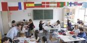 Die französische Bildungsministerin Najat Vallaud-Belkacem will den Deutschunterricht in Frankeich um die Hälfte reduzieren - viel dämlicher geht es eigentlich kaum. Foto: Metropolitain School / Wikimedia Commons / CC-BY-SA 3.0