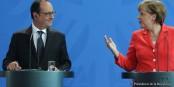 Les deux mènent une super-politique. Malheureusement que dans les rêves... Foto: (c) Présidence de la République / L. Blevennec