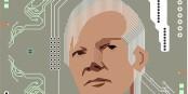 Grâce à des gens comme Julian Assange, ils ne peuvent plus rien cacher... Foto: VitaliVVitaliV / Wikimedia Commons / CC-BY-SA 3.0
