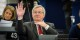 """Le président de la Commission Européenne veut imposer des quotas. Ce qui est beaucoup plus raisonnable que cette stupide """"guerre contre les passeurs"""". Foto: Claude Truong-Ngoc / Eurojournalist(e)"""