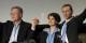 Konrad Adam et Frauke Petry ont bloqué l'accès informatique à la liste des membres de l'AFD à son président Bernd Lucke (à droite). La fin de l'AFD approche... Foto: Mathesar / Wikimedia Commons / CC-BY-SA 3.0