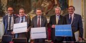 Les responsables strasbourgeois et de la région ont lancé la candidature avec les organisateurs au niveau national - croisons les doigts ! Foto: Claude Truong-Ngoc / Eurojournalist(e)
