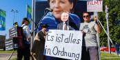 Les tentatives de faire taire le scandale BND/NSA commence à agacer les Allemands... Foto: Tobias M. Eckrich / Wikimedia Commons / CC-BY 2.0