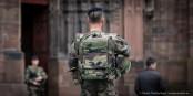 Est-ce que la présence militaire au centre-ville de Strasbourg pourra vraiment augmenter la sécurité ? Foto: Claude Truong-Ngoc / Eurojournalist(e)