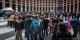 Die Menschen interessieren sich sehr für Europa. Noch. Foto: Claude Truong-Ngoc / Eurojournalist(e)