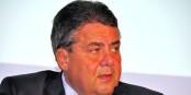 Sigmar Gabriel sieht sich als Herausforderer der Kanzlerin. Aber nur 14 % der Deutschen teilen diese Ansicht... Foto: Michael Thaidigsmann / Wikimedia Commons / CC-BY-SA 4.0