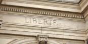 """DIE wurde vom französischen Parlament abgeschafft. Fragt sich, wann """"Egalité"""" und """"Fraternité"""" dran glauben müssen. Foto: Eurojournalist(e)"""