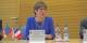 """Eigentlich ist die saarländische Ministerpräsidentin eine hochmoderne Politikerin - umso erstaunlicher ihre Äußerungen zum Thema """"Homoehe"""". Foto: Eurojournalist(e)"""