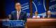 Ban Ki-moon devant l'Assemblée Parlementaire du Conseil de l'Europe. Un excellent discours, mais les Européens ne se sentent pas concernés. Foto: Claude Truong-Ngoc / Eurojournalist(e)