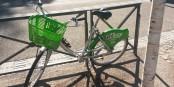 """Mit Angeboten wie """"Vel'Hop"""" und einer positiven Politik belegt Straßburg Platz 4 der """"fahrradfreundlichsten Städte der Welt"""". Foto: Eurojournalist(e)"""