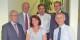So sehen Menschen aus, die sich wirklich für die deutsch-französische Zusammenarbeit engagieren. Rechts unten - Patrice Harster. Foto: (c) Eurodistrikt PAMINA