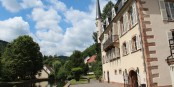 Im wunderschönen Schloss Klingenthal hatten die Experten viele gute Ideen für den Oberrhein. Foto: Eurojournalist(e)