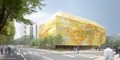 """Le nouveau """"Centre de recherche en Biomédicine"""" confortera la place de Strasbourg à la tête du développement mondial. Foto: G6 / DeA"""