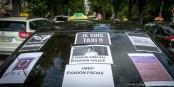 Die Auseinandersetzung zwischen Taxifahrern und UberPop nimmt in Frankreich immer härtere Formen an. Foto: Claude Truong-Ngoc / Eurojournalist(e)