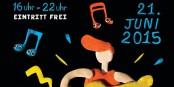 Dimanche, la Fête de la Musique n'aura pas seulement lieu en France, mais aussi à Berlin, par exemple au CFB ! Foto: Centre Français Berlin CFB