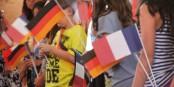 Les générations futures vivront l'amitié franco-allemande de manière plus naturelle que nous... Foto: Eurojournalist(e)