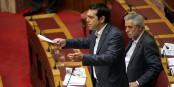 Held einer griechischen Tragödie - um sein Land zu retten, muss Alexis Tsipras das Gegenteil dessen tun, was richtig wäre. Foto: Ferengi / Wikimedia Commons / CC-BY 2.0