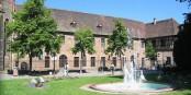 Le Musée Unterlinden à Colmar constitue l'un des atouts principaux du tourisme colmarien - et il représente bien plus encore ! Foto: Sanseiya / Wikimedia Commons / CC-BY-SA 3.0