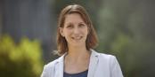 Natalie Butz ist seit Mitte Juli die neue Referentin für Presse- und Öffentlichkeitsarbeit bei der Industrie- und Handelskammer (IHK) Südlicher Oberrhein in Freiburg. Foto: Michael Bode