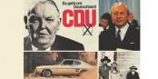 Pendant les 70 ans de l'existence de la CDU, il y a des choses qui se sont passées... Foto: Konrad Adenauer Stiftung / KAS-09 Plakat Bild-14844-1 / Wikimedia Commons / CC-BY-SA 3.0
