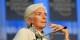 Après avoir laissé une ardoise de plusieurs milliards en France, Christine Lagarde joue la donneuse de leçons pour la Grèce. Foto: World Economic Forum / Wikimedia Commons / CC-BY-SA 2.0