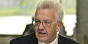 Les Verts ont du mal à comprendre les positions de Winfried Kretschmann qui mène une politique de la droite. Foto: Bündnis 90 / Die Grünen Nordrhein-Westfalen / Wikimedia Commons / CC-BY 2.0