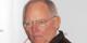 Wolfgang Schäuble sollte nicht mit seinem Rücktritt kokettieren - sondern einfach zurücktreten. Wird er aber nicht, dazu macht es ihm grade zu viel Freude. Foto: RudolfSimon / Wikimedia Commons / CC-BY-SA 3.0