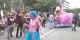 Bunt und verquer ging's zu beim Christopher Street Day 2014 in Freiburg. Auch diesmal erwartet die Stadt ein schillerndes Spektakel. Foto: Bicker
