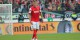 Il y a 7 semaines, Nils Petersen pleurait la descente à Hannover - hier soir, il a marqué 3 buts - magnifique ! Foto: Eurojournalist(e)