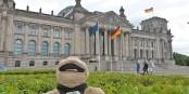 Le vote mercredi au Bundestag est une pure formalité. On y scellera la crise en Grèce pour les générations à venir. Foto: Eurojournalist(e)