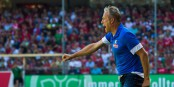 Christian Streich sait très bien que le bon début de la saison ne veut pas encore dire grande chose... Foto: Claude Truong-Ngoc / Eurojournalist(e)