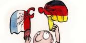 Wie solide sind die deutsch-französischen Beziehungen? Sind sie inzwischen von der Angst geprägt? Foto: Yann Wehrling / Régions Démocrates / Wikimedia Commons / CC-BY 2.0