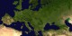 Vue d'en haut, elle est belle, notre Europe. Alors, pourquoi ne pas la rendre vraiment belle ? Foto: NASA / Wikimedia Commons / PD