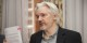 "Julian Assange bietet 100.000 Euro demjenigen, der den aktuellen Text der TTIP-Verhandlungen ""leakt"". Foto: David G. Silvers / Cancelleria del Ecuador / Wikimedia Commons / CC-BY-SA 2.0"
