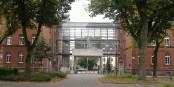 Wer wie hier am Leonardo-Campus in Münster studieren will, braucht meist BAföG. Foto: Elkin Fricke - Managementboy / Wikimedia Commons / CC-BY 2.5