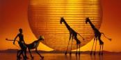 Jusqu'au mois d'octobre, vous pourrez assister à l'un des plus beaux musicals du monde - The Lion King. A Bâle. Foto: (c) Disney
